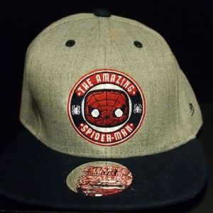 Marvel Collector Corps Spider-man hat